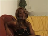 Cynthia a black law student first time anal